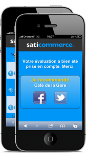 Recommandation Iphone