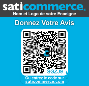 qrcode marque franchisee